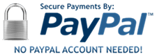 Secure Paypal Payment